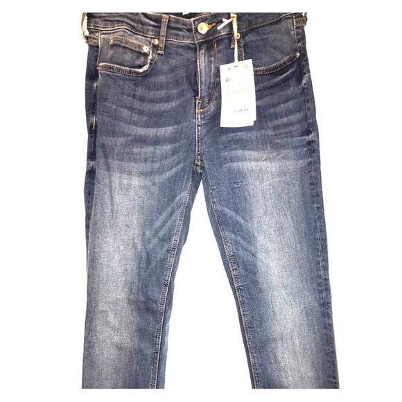 76c58db7 Zara Jeans   Nwt Skinny   Poshmark